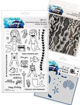 Simon Hurley create. Mythical Mermaids Bundle BUNDLE Simon Hurley