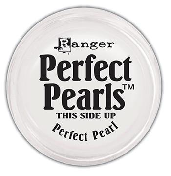 Perfect Pearls™ Pigment Powder Perfect Pearl, .25oz. Pigment Powders Ranger Brand