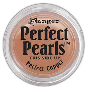 Perfect Pearls™ Pigment Powder Perfect Copper, .25oz. Pigment Powders Ranger Brand