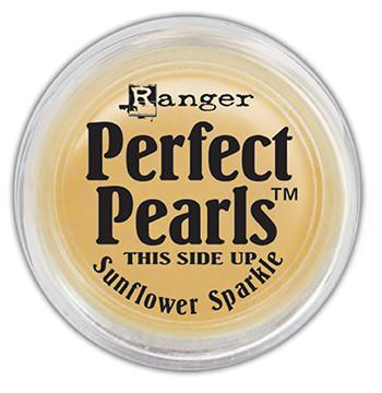 Perfect Pearls™ Pigment Powder Sunflower Sparkle, .25oz. Pigment Powders Ranger Brand