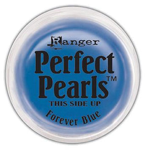 Perfect Pearls™ Pigment Powder Forever Blue, .25oz.
