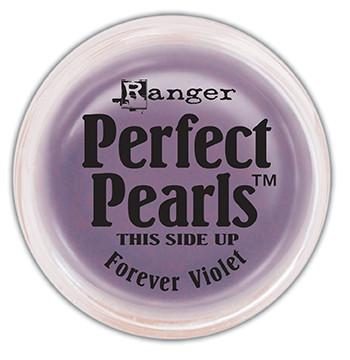 Perfect Pearls™ Pigment Powder Forever Violet, .25oz. Pigment Powders Ranger Brand
