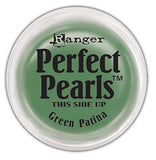Perfect Pearls™ Pigment Powder Green Patina, .25oz.