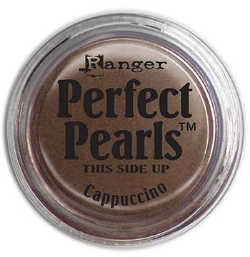 Perfect Pearls™ Pigment Powder Cappuccino, .25oz.
