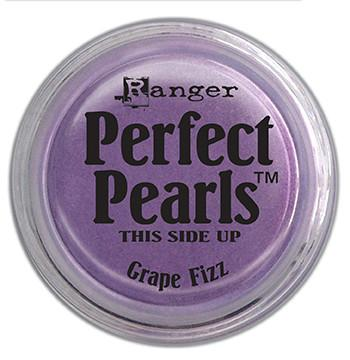Perfect Pearls™ Pigment Powder Grape Fizz, .25oz. Pigment Powders Ranger Brand