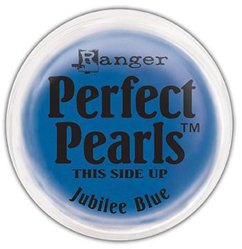 Perfect Pearls™ Pigment Powder Jubilee Blue, .25oz. Pigment Powders Ranger Brand