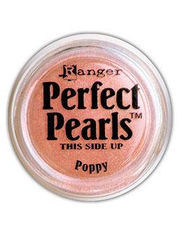 Perfect Pearls™ Pigment Powder Poppy, .25oz. Powders Ranger Ink