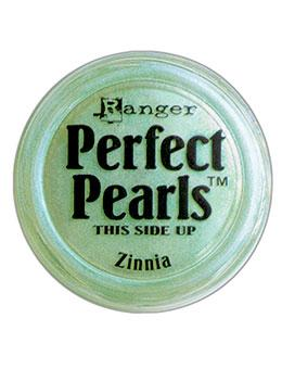 Perfect Pearls™ Pigment Powder Zinnia, .25oz. Powders Ranger Ink
