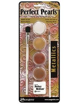 Perfect Pearls™ Pigment Kit Metallics
