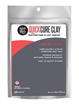 QuickCure Clay, 8oz Clay Ranger Ink