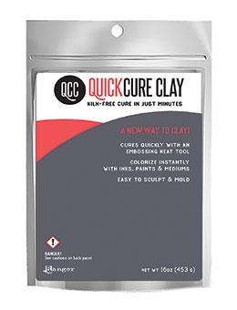 QuickCure Clay, 16oz Clay Ranger Ink