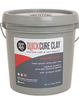 QuickCure Clay, 7.5lbs