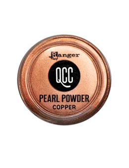 QuickCure Clay Pearl Powders Copper, 0.25oz Powders Ranger Ink