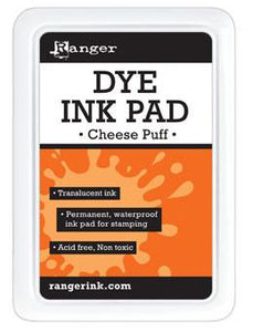 Ranger Dye Ink Pad Cheese Puff