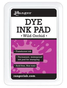 Ranger Dye Ink Pad Wild Orchid