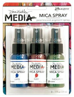 Dina Wakley Media Mica Spray Mica Spray Dina Wakley Media
