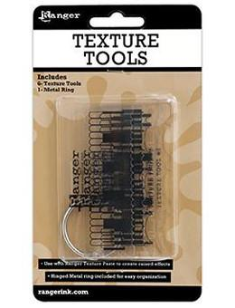 Ranger Texture Tools Pack 1, 6pc Tools & Accessories Ranger Brand