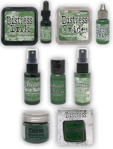 Tim Holtz Distress® Rustic Wilderness Bundle Bundles Distress
