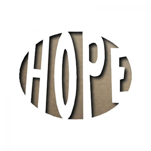 Tim Holtz® Alterations by Sizzix Movers & Shapers™ Dies - Hope Cutting Dies Tim Holtz Other