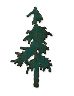 Tim Holtz® Alterations by Sizzix - Bigz™ Dies - Snow Tree Cutting Dies Tim Holtz Other