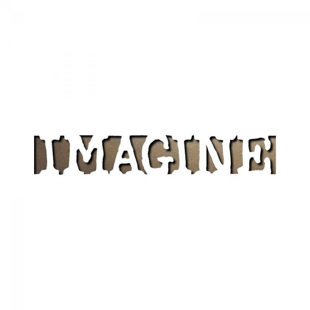 Tim Holtz® Alterations by Sizzix Movers & Shapers™ Dies - Imagine