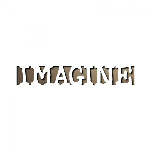 Tim Holtz® Alterations by Sizzix Movers & Shapers™ Dies - Imagine Cutting Dies Tim Holtz Other