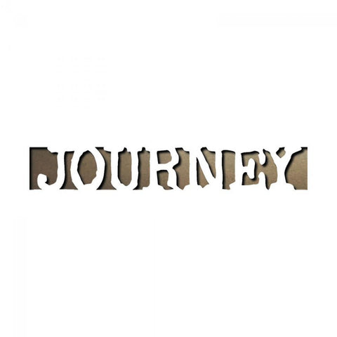 Tim Holtz® Alterations by Sizzix Movers & Shapers™ Dies - Journey