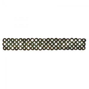 Tim Holtz® Alterations by Sizzix Sizzlits® Decorative Strip Dies - Washer Border Cutting Dies Tim Holtz Other