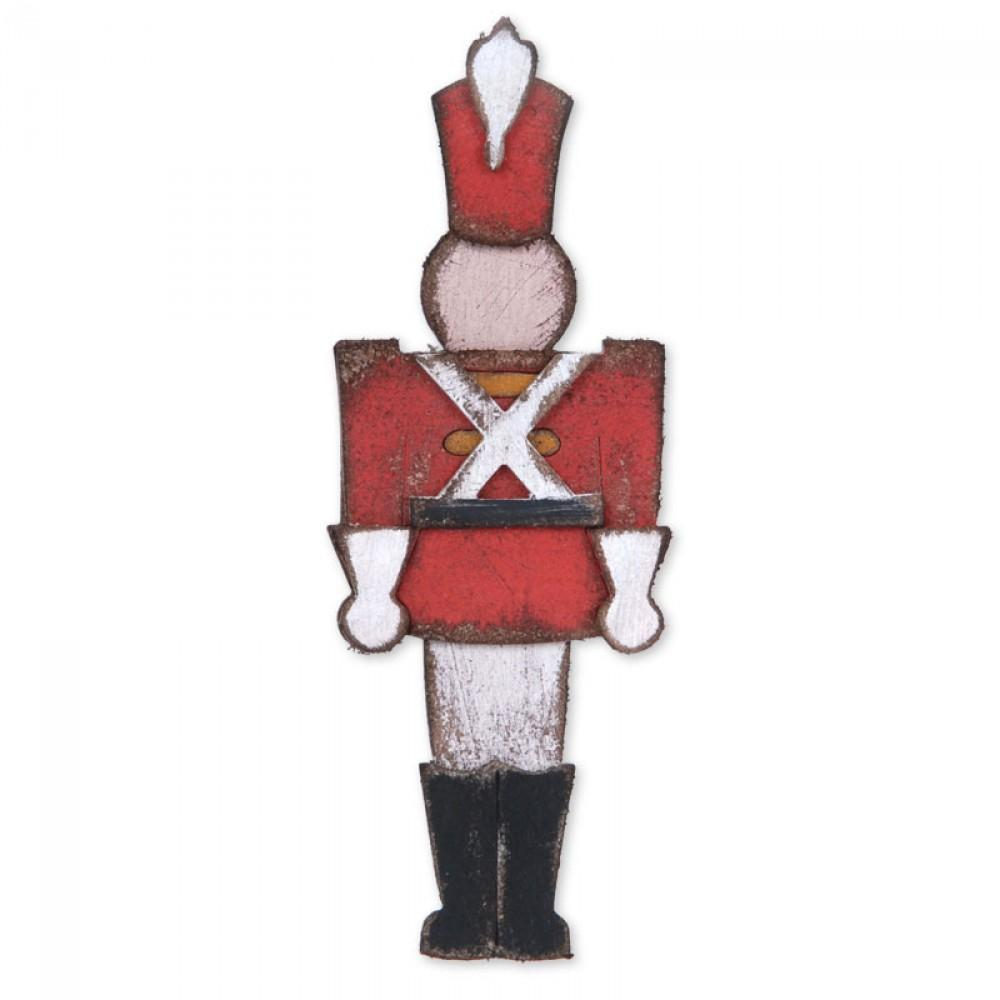 Tim Holtz® Alterations by Sizzix - Bigz™ Dies - Toy Soldier Cutting Dies Tim Holtz Other