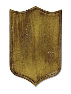 Tim Holtz® Alterations by Sizzix Movers & Shapers™ Dies - Armor Shield Cutting Dies Tim Holtz Other