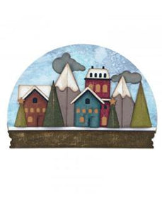 Tim Holtz® Alterations by Sizzix Thinlits™ Dies - Snowglobe, 21pk Cutting Dies Tim Holtz Other