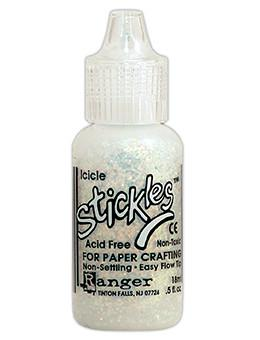 Stickles™ Glitter Glue Icicle, 0.5oz Stickles Ranger Brand