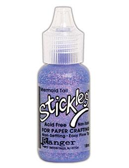 Stickles™ Glitter Glue Mermaid Tail, 0.5oz Stickles Ranger Brand