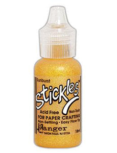 NEW! Stickles™ Glitter Glue Sunburst, 0.5oz