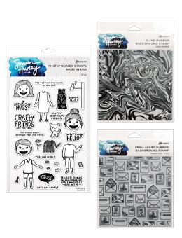 Simon Hurley create. Happy Mail Bundle Bundles Simon Hurley