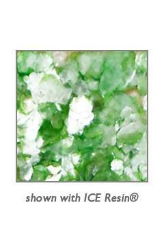 ICE Resin® Chartreuse Shattered Mica Shattered Mica ICE Resin®