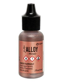 Tim Holtz® Alloys Mined, 0.5oz Ink Alcohol Ink