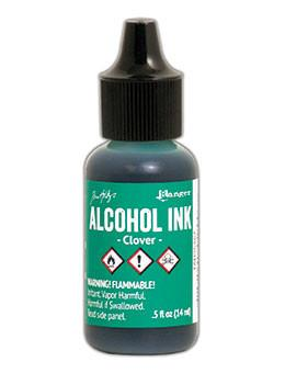 Tim Holtz® Alcohol Ink Clover, 0.5oz Ink Alcohol Ink