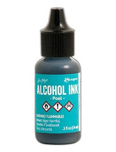 Tim Holtz® Alcohol Ink Pool, 0.5oz Ink Alcohol Ink