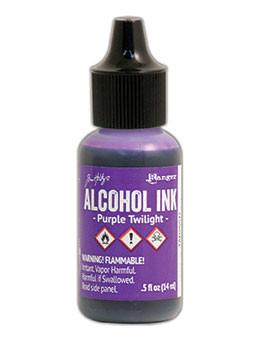 Tim Holtz® Alcohol Ink Purple Twilight, 0.5oz Ink Alcohol Ink