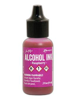Tim Holtz® Alcohol Ink Raspberry, 0.5oz Ink Alcohol Ink