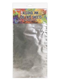 "Tim Holtz® Alcohol Ink Foil Tape Sheets, 6"" x 12"""