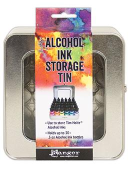 Tim Holtz® Alcohol Ink Storage Tin Storage Alcohol Ink