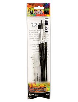 Tim Holtz® Alcohol Ink Tool Set Tools & Accessories Alcohol Ink