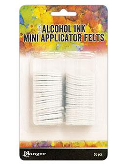 NEW! Tim Holtz® Alcohol Ink Applicator Felts, 50pc