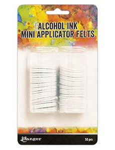Tim Holtz® Alcohol Ink Applicator Felts, 50pc Tools & Accessories Tim Holtz