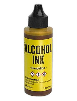 Tim Holtz® Alcohol Ink Dandelion, 2oz