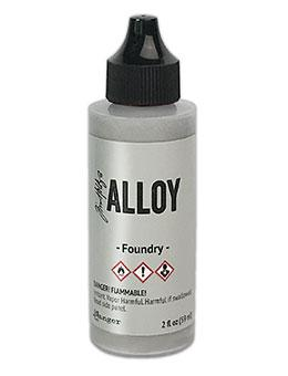 Tim Holtz® Alcohol Ink Foundry Alloy, 2oz