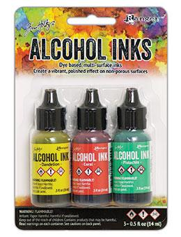 Tim Holtz® Alcohol Ink Kit - Key West