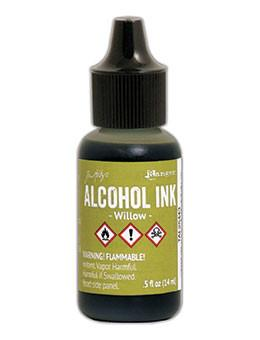 Tim Holtz® Alcohol Ink Willow, 0.5oz Ink Alcohol Ink